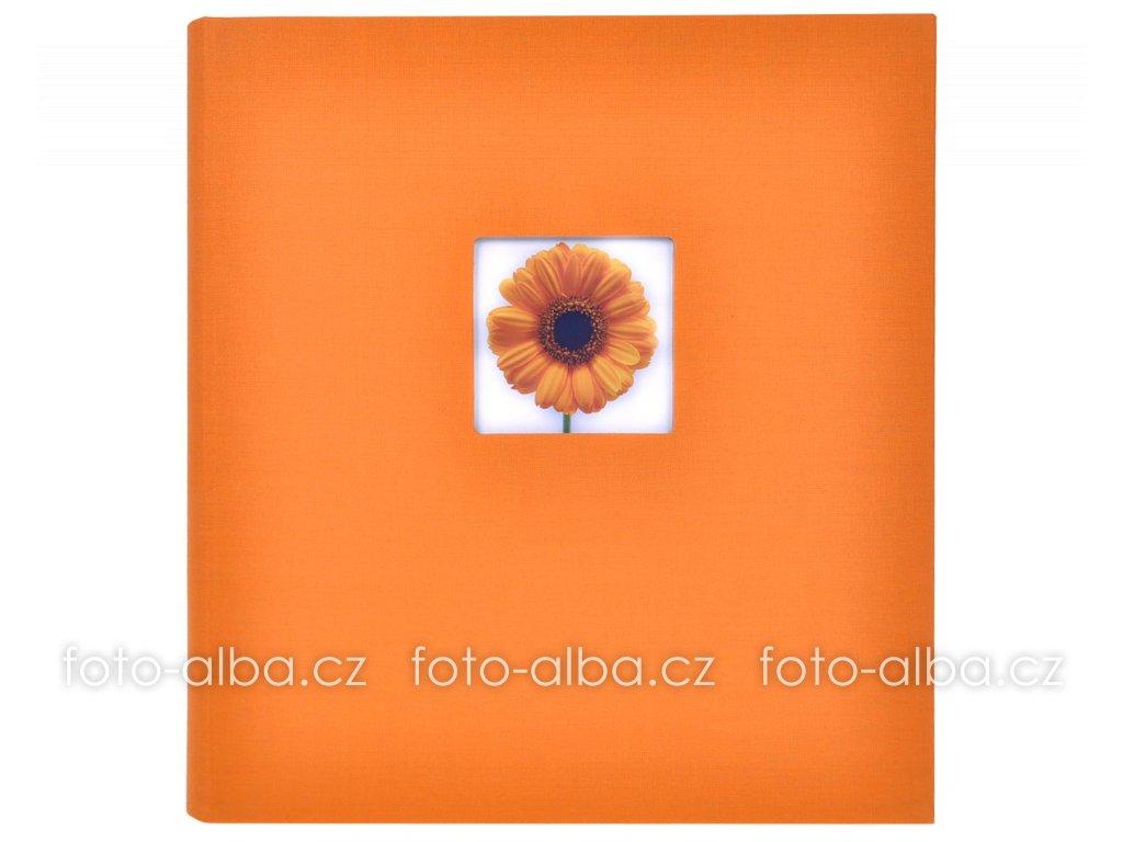 fotoalbum color oranzove