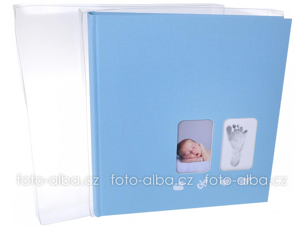 fotoalbum prvi krucky modre