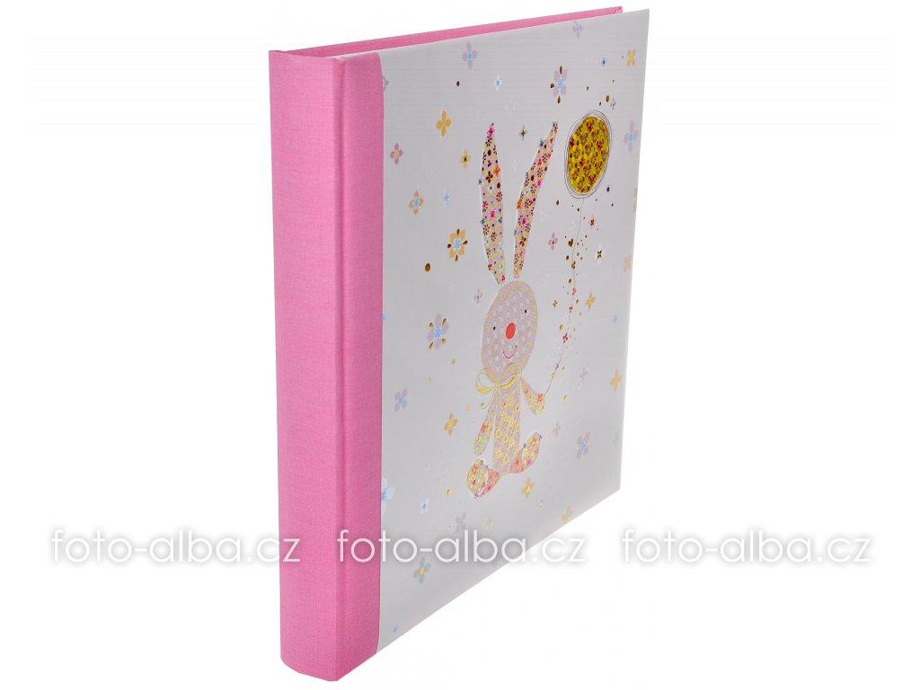 fotoalbum ruzovy kralicek goldbuch