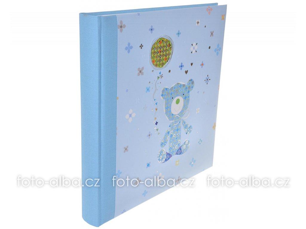 fotoalbum meda modry goldbuch