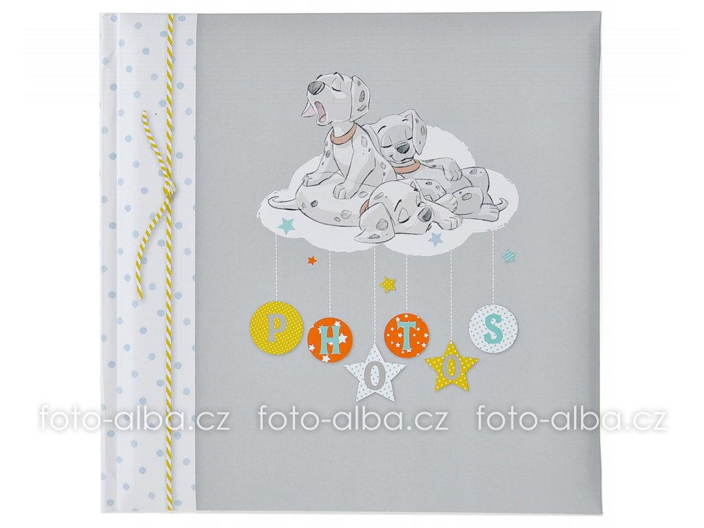 fotoalbum 101 dalmatinů