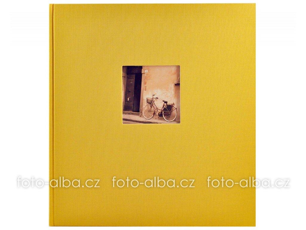 fotoalbum bella vista žluté