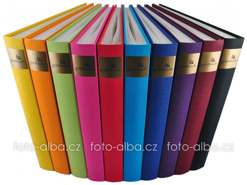 fotoalbum bella vista goldbuch ruzove okenko