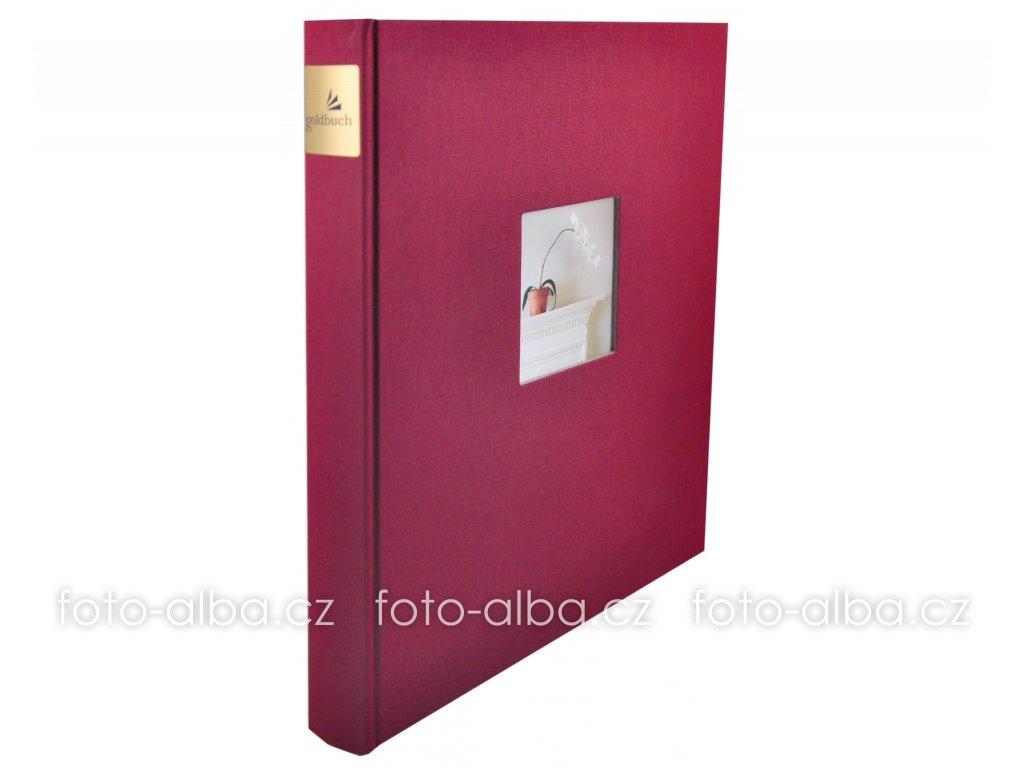 fotoalbum bella vista goldbuch bordo cerne listy