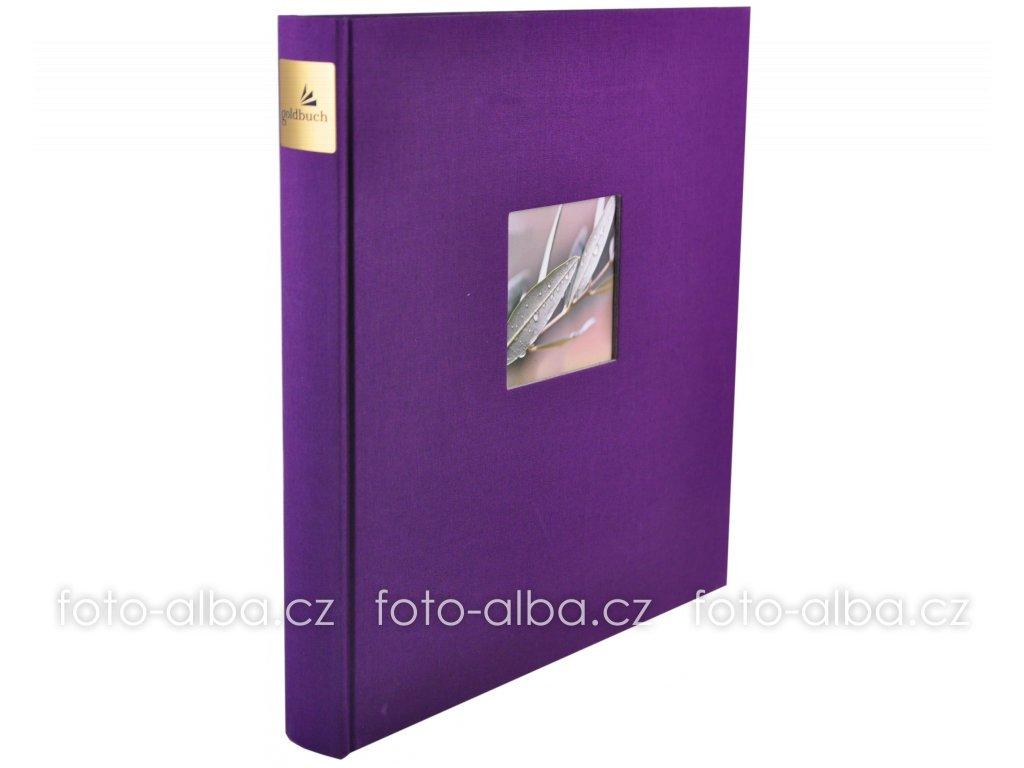 fotoalbum bella vista goldbuch fialove cerne listy