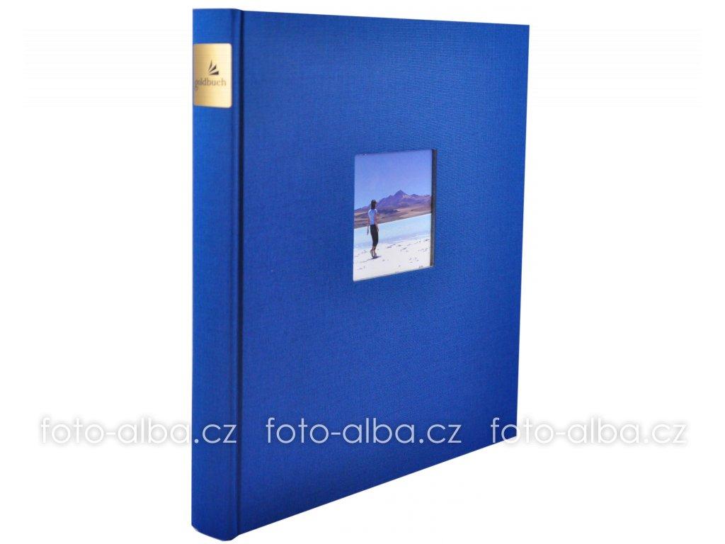 fotoalbum bella vista goldbuch modre cerne listy