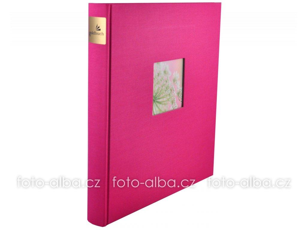 fotoalbum bella vista goldbuch ruzove cerne listy