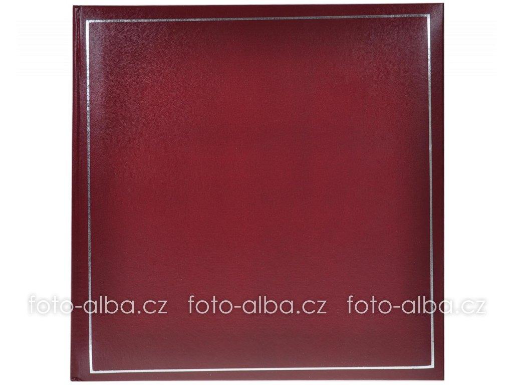 klasické fotoalbum goldbuch červené