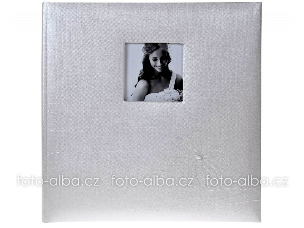 svatební foto-album perleť