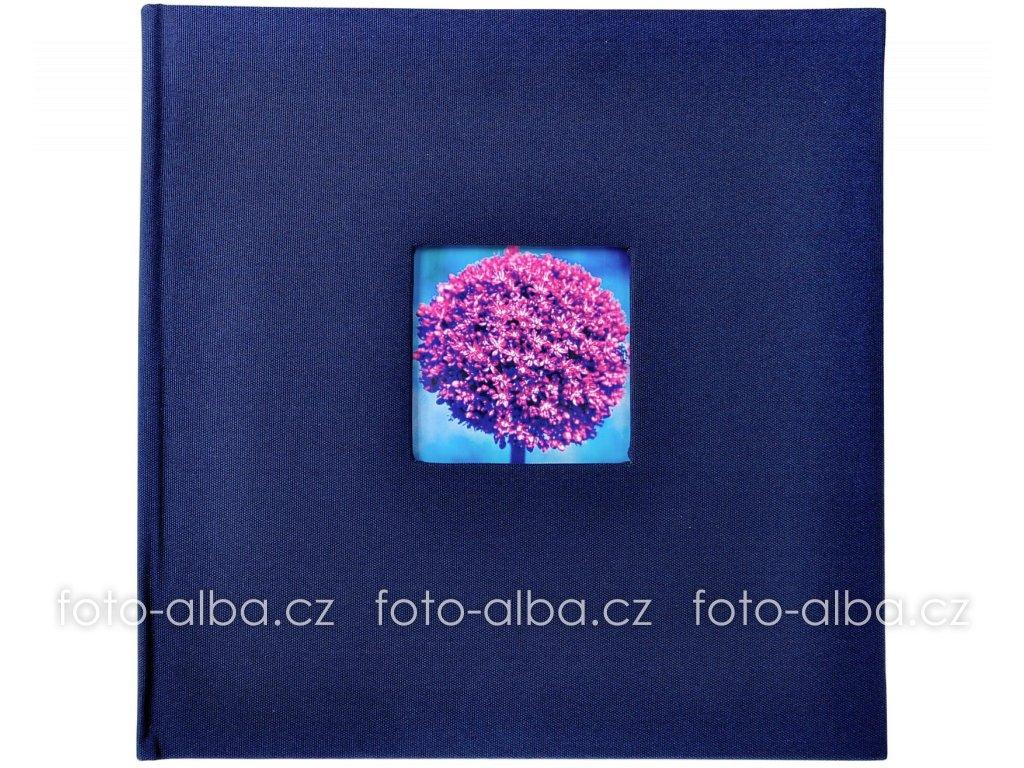 foto-album velina modré