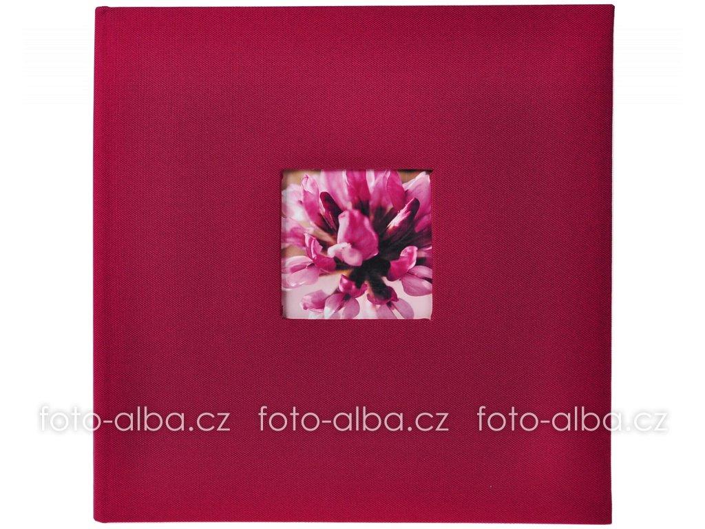 foto-album velina červené