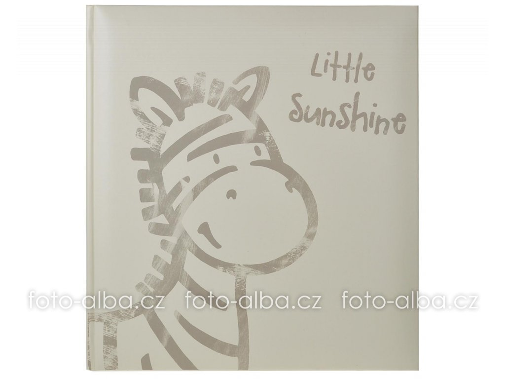 fotoalbum walther little sunshine