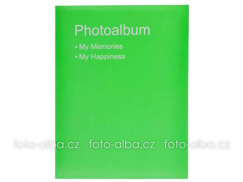 fotoalbum 10x15 conception zelene