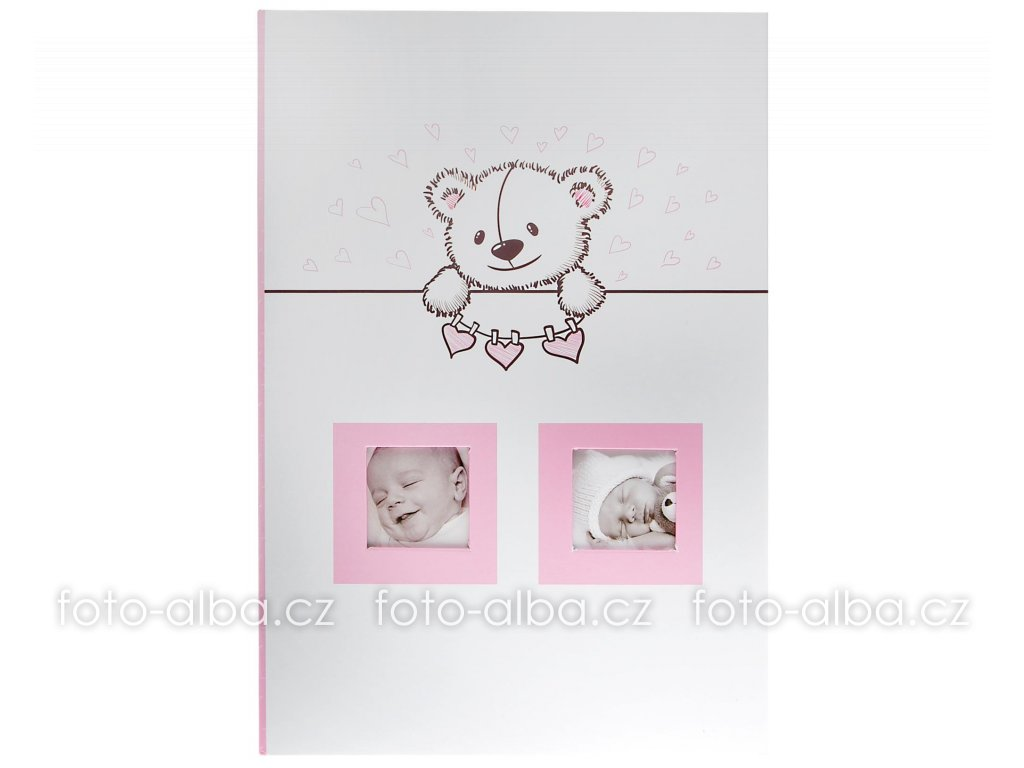 album bear pink