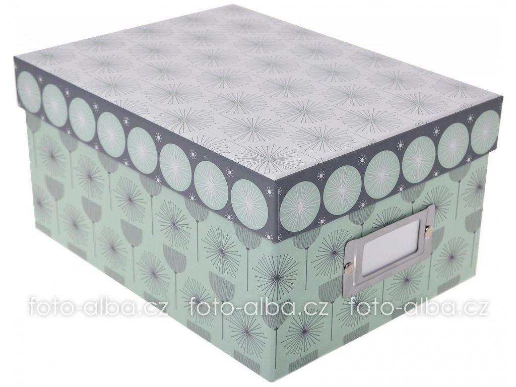 fotobox pura zeleny goldbuch