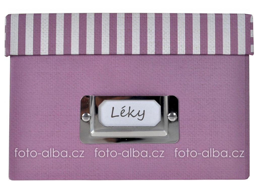 fotobox mariposa fialový