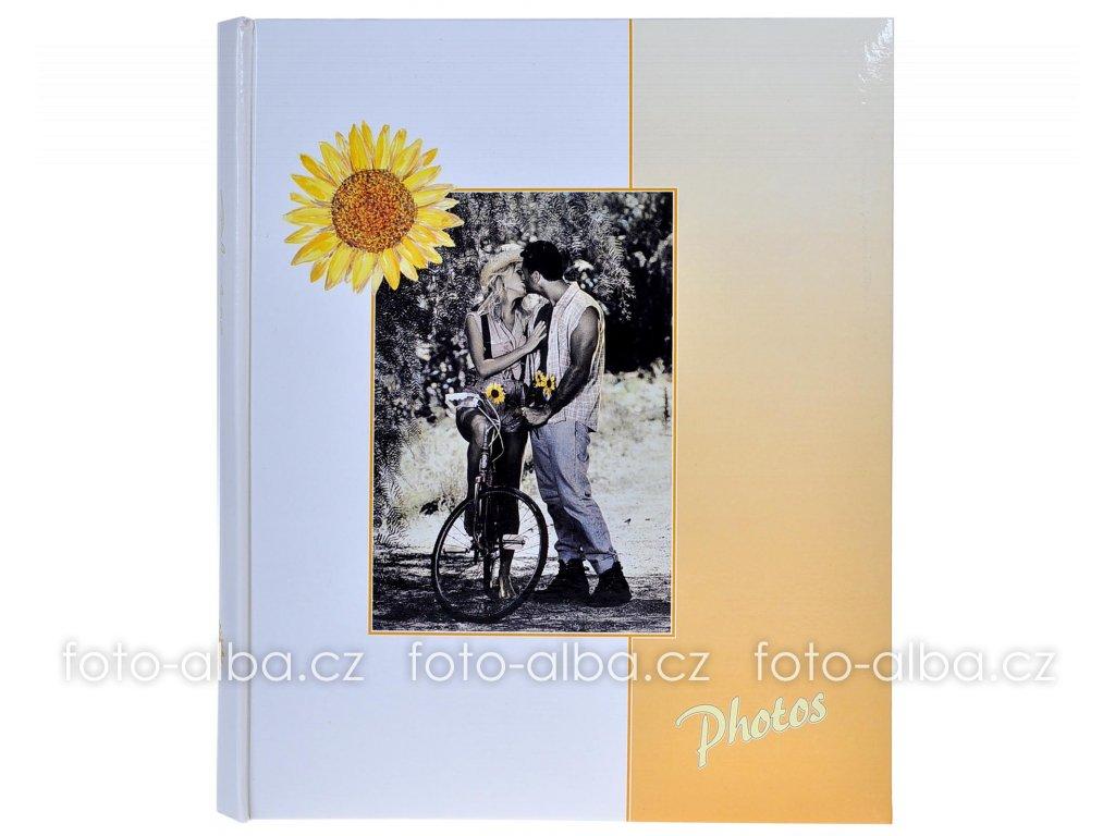 klasicke foto-album slunečnice