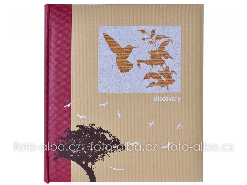 klasické fotoalbum kolibrik