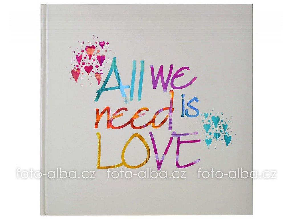 klasicke fotoalbum walther wee love svatební