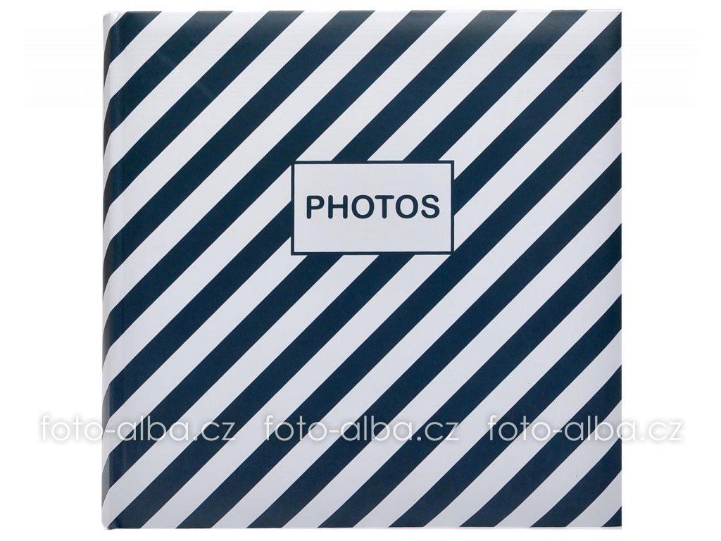 fotoalbum mainstream klasicke modre