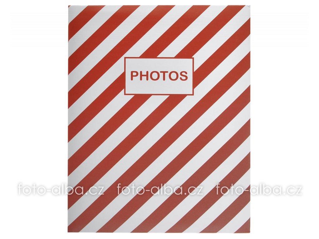 fotoalbum mainstream cervene 13x18