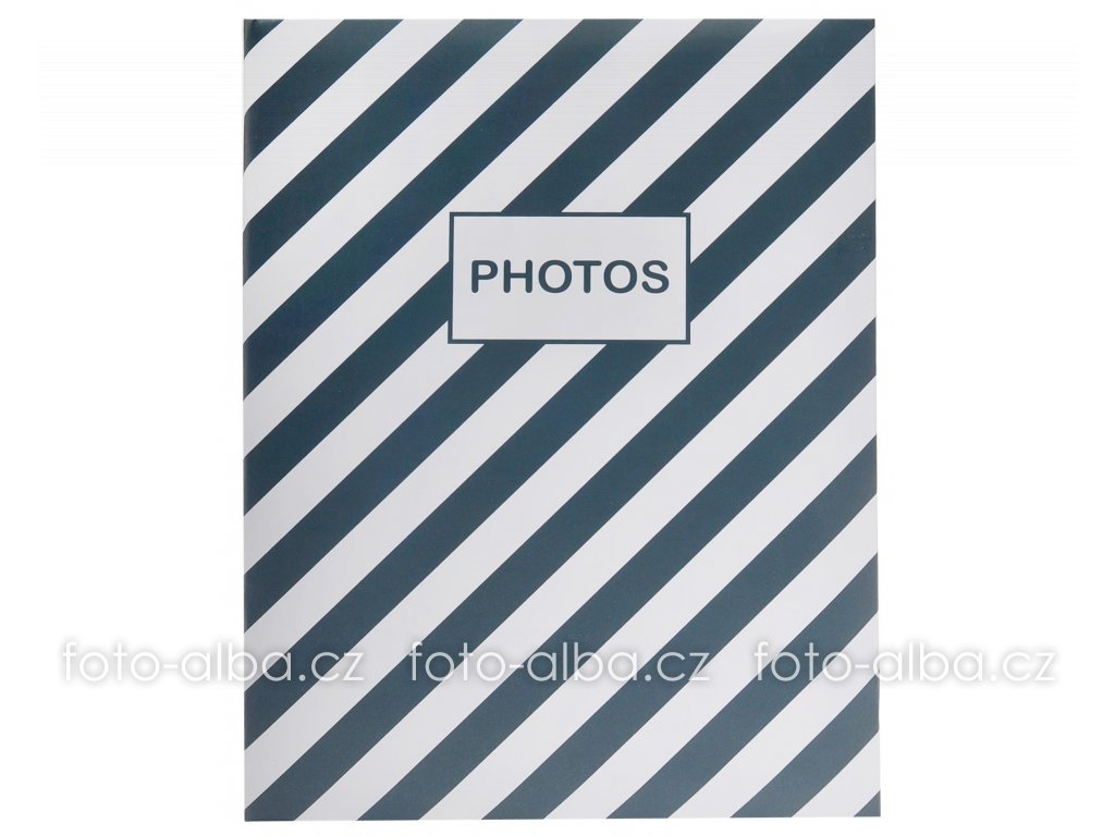 fotoalbum mainstream modre 13x18