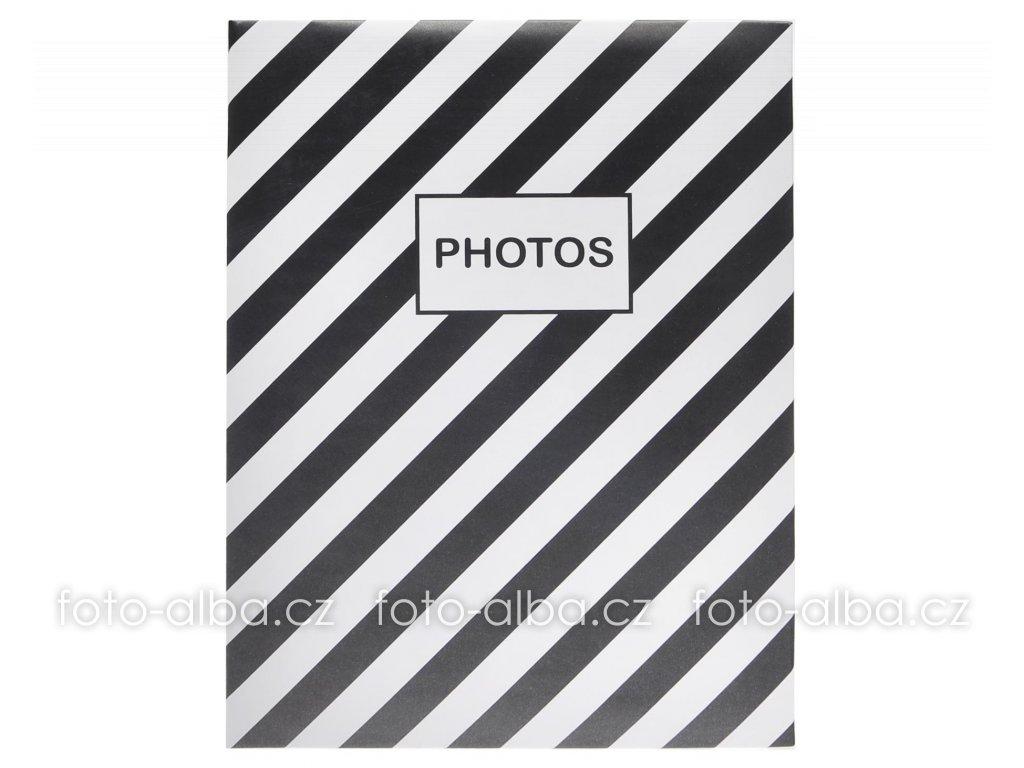fotoalbum mainstream cerne 13x18