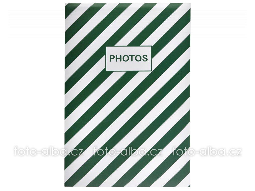 fotoalbum mainstream 400 zelene