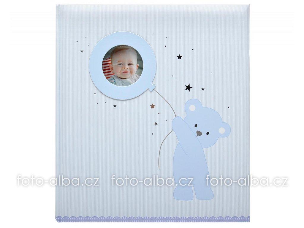 album baby baloon modre
