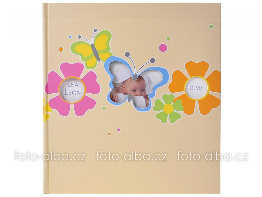 foto-album butterfly walther