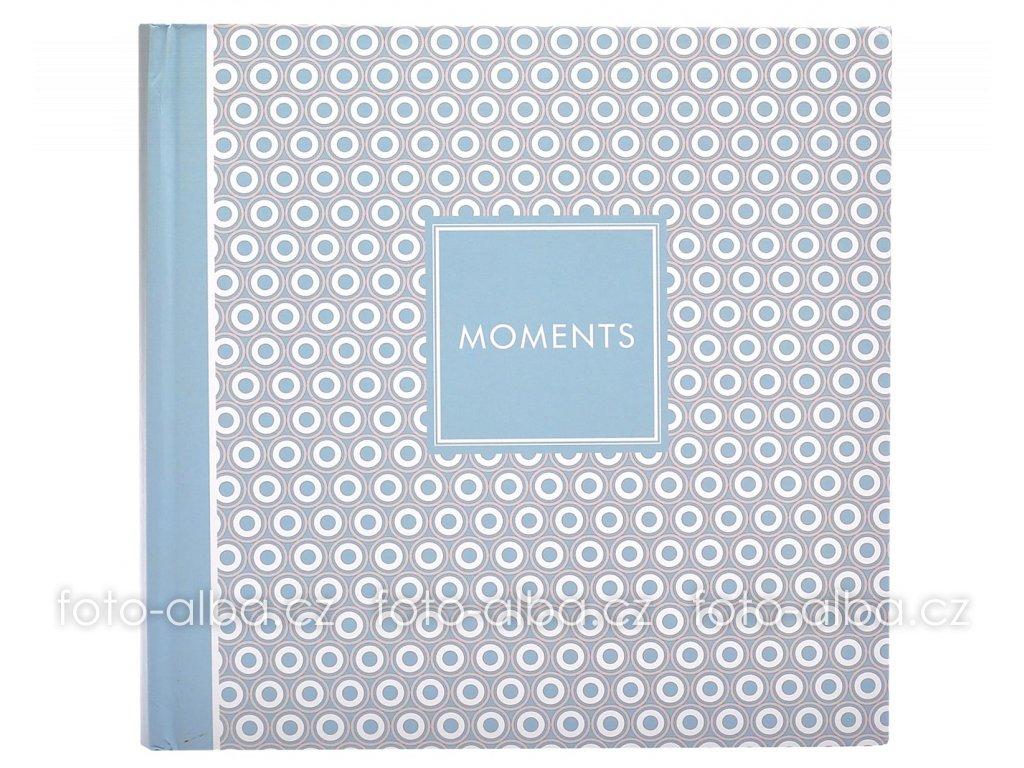 fotoalbum moments 200 modre kopie