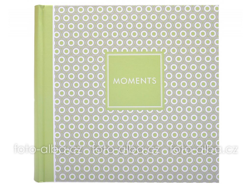 fotoalbum moments 200 zelene