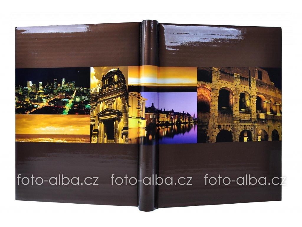 samolepici foto-album metropole
