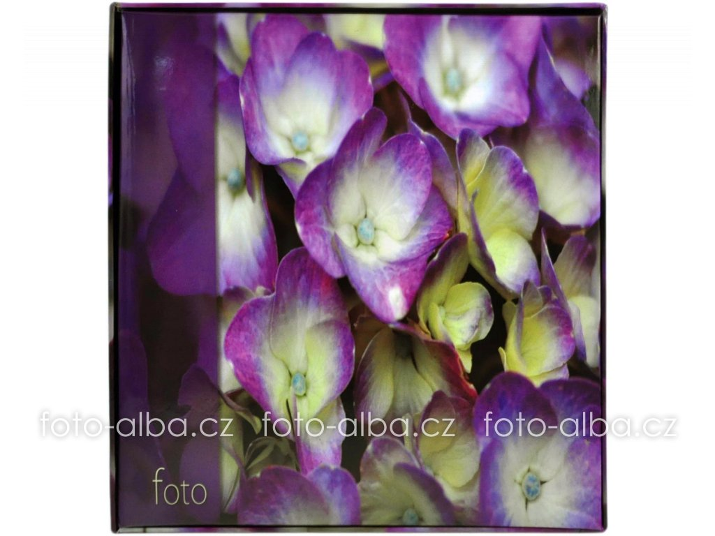 samolepici foto-album purpler