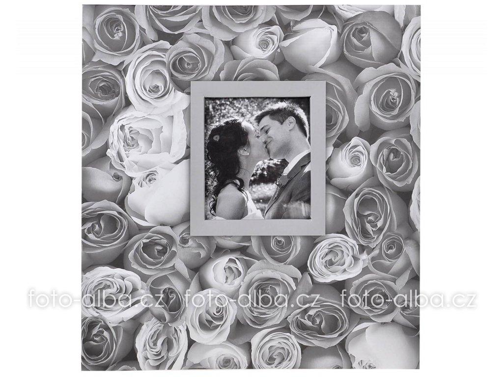 samolepicí fotoalbum svatebni ruze tradag