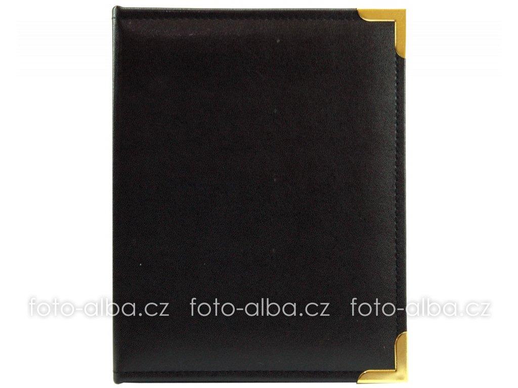 ultimate fotoalbum černé