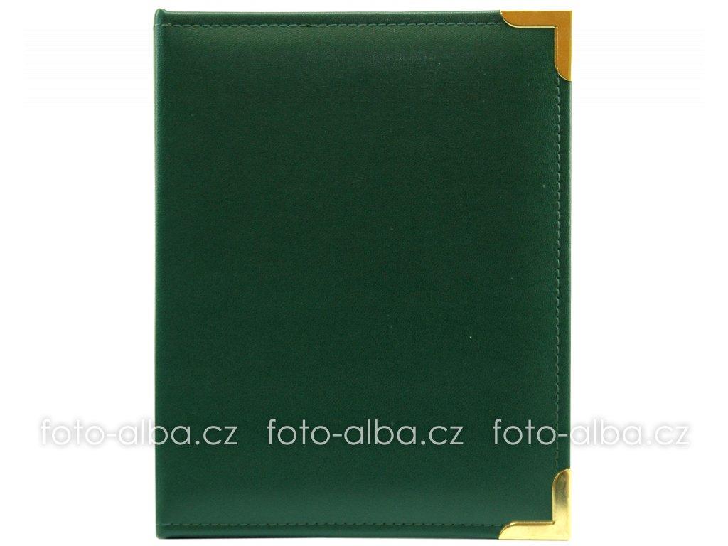ultimate fotoalbum zelené