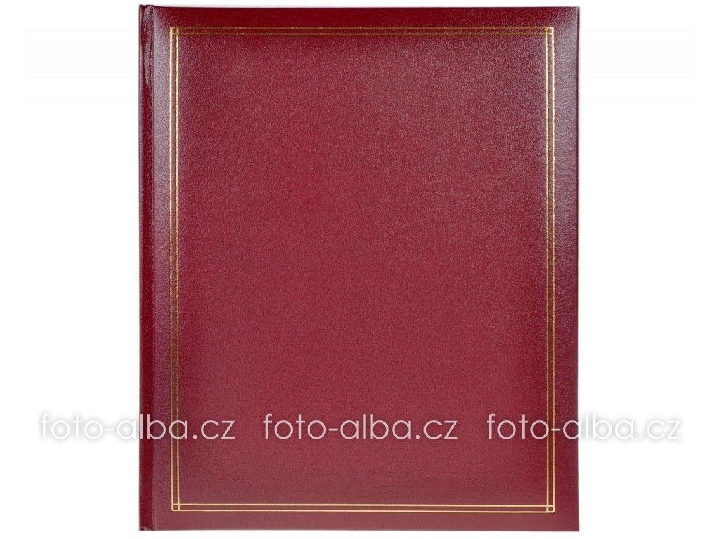 samolepici fotoalbum walther cervene