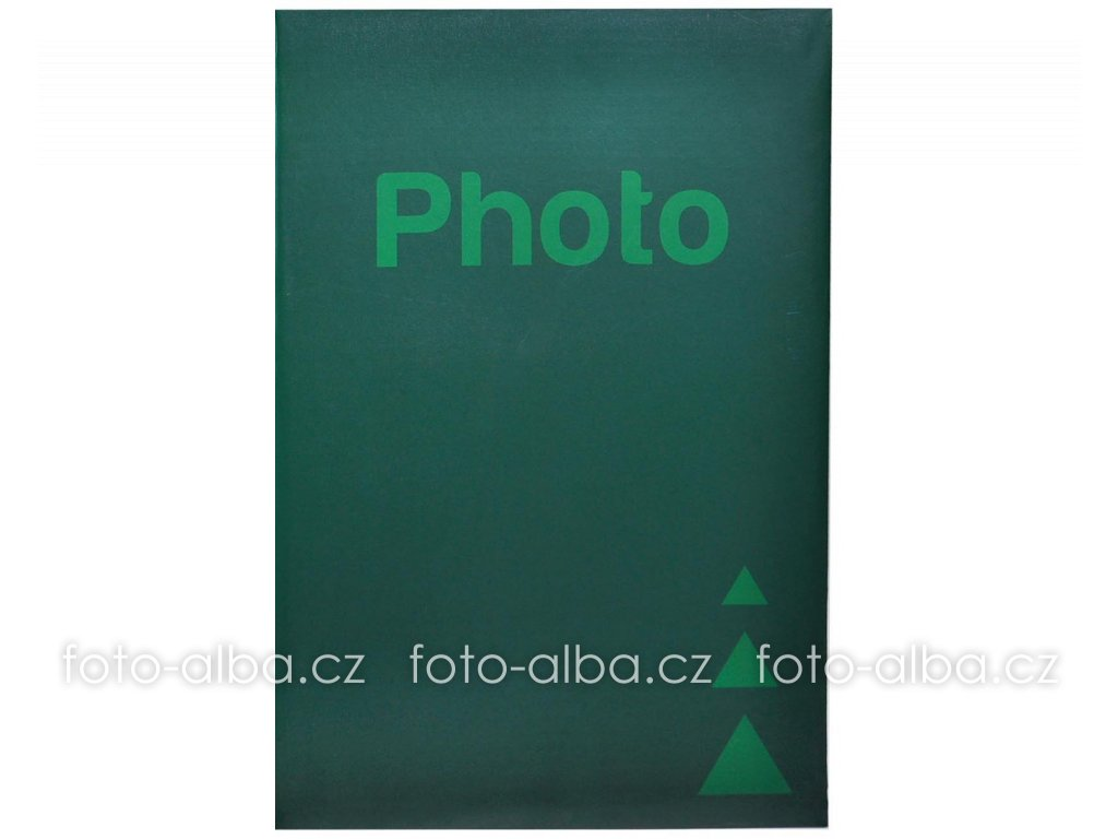 fotoablum 400 foto zelene