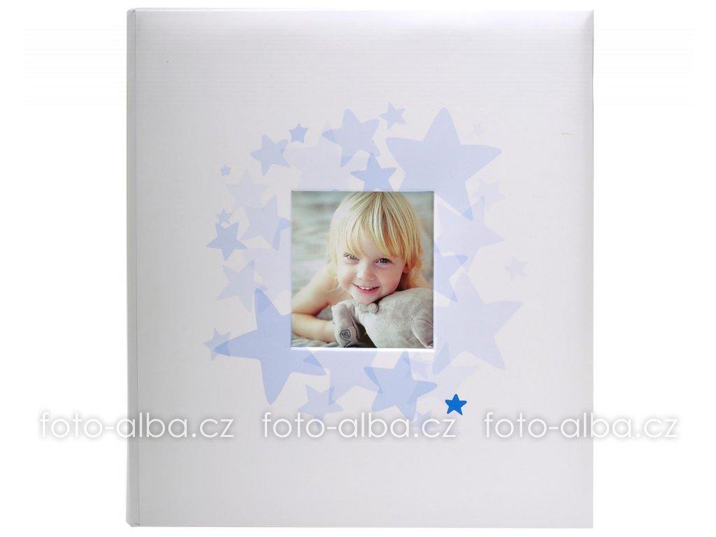 fotoalbum babys modre kopie