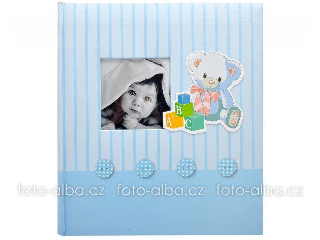 foto baby memories modra kopie
