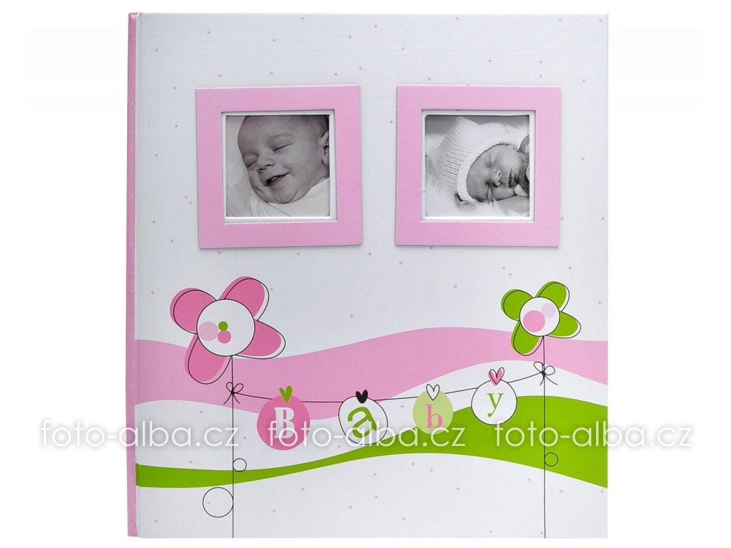 fotoalbum lucky baby ruzove kopie