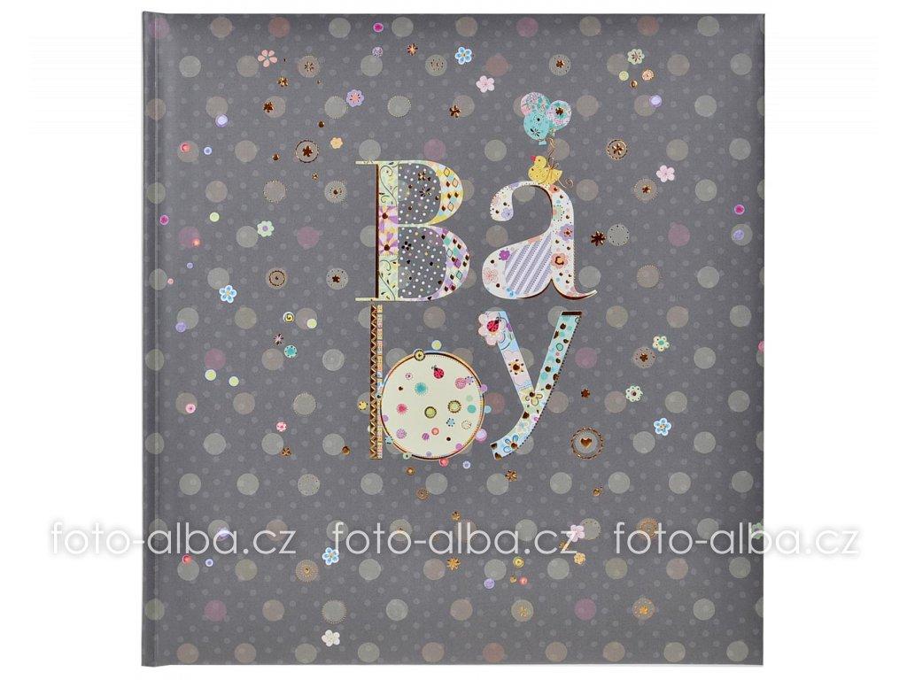 fotoalbum detske romantic goldbuch