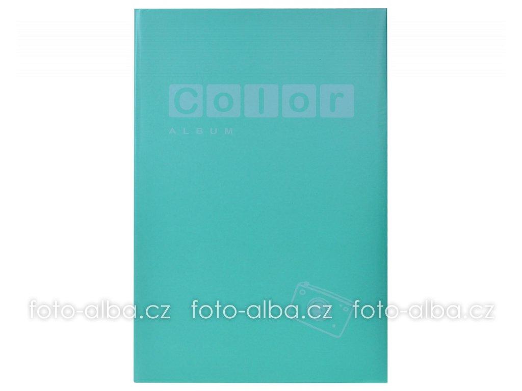 fotoalbum color zeleny