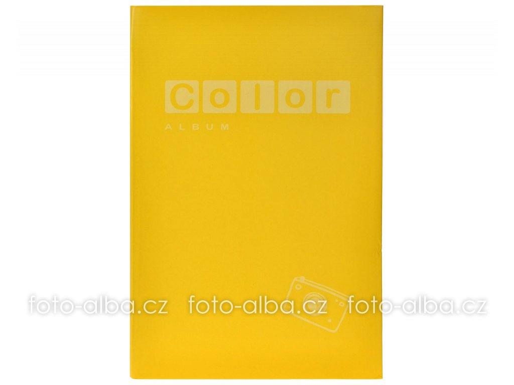 album color zlute