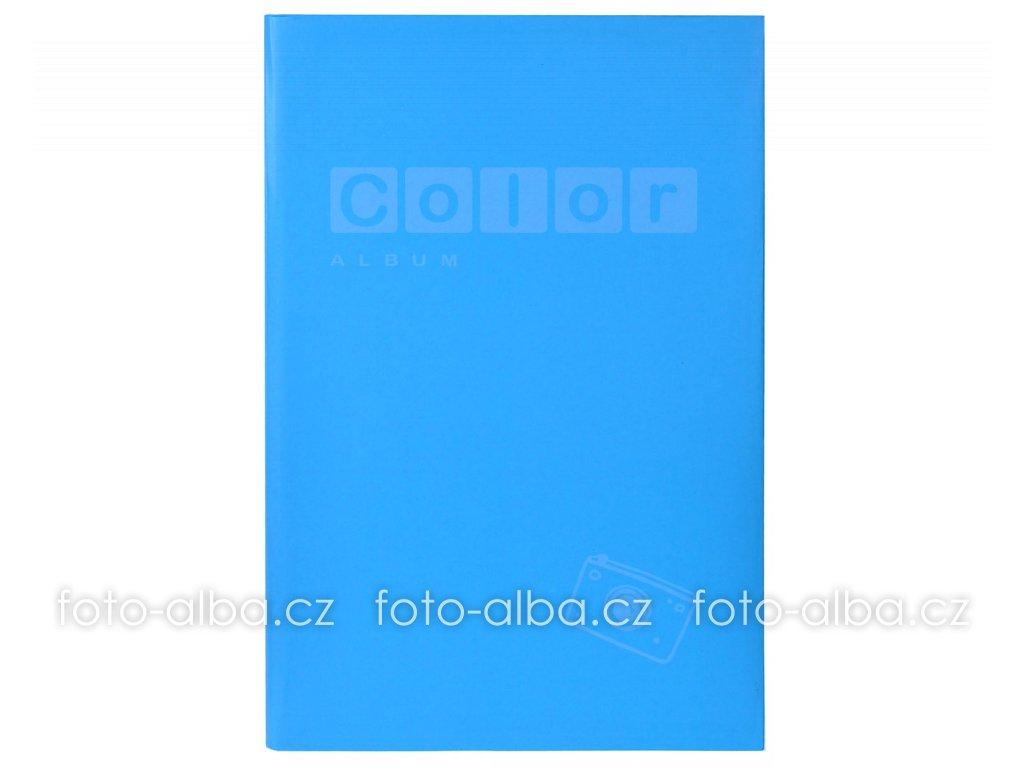 fotoalbum color modre