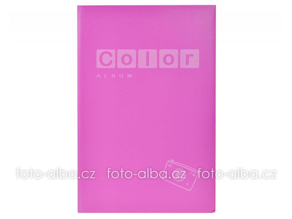 fotoalbum color lila 400 10x15