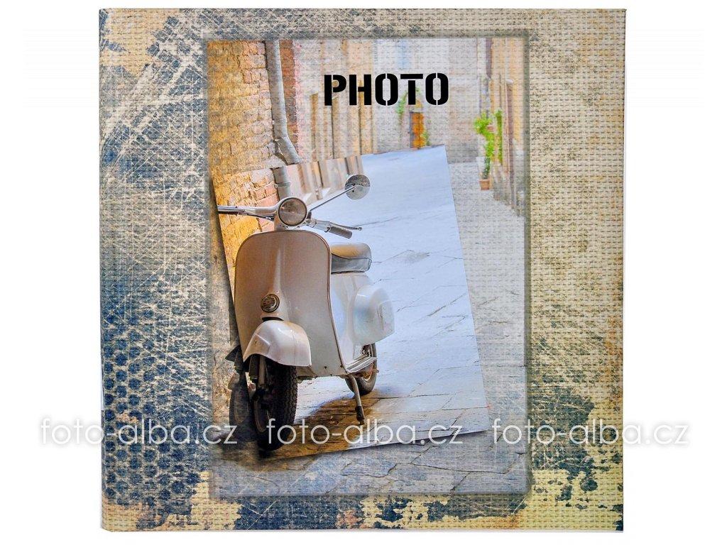 samolepici album moto