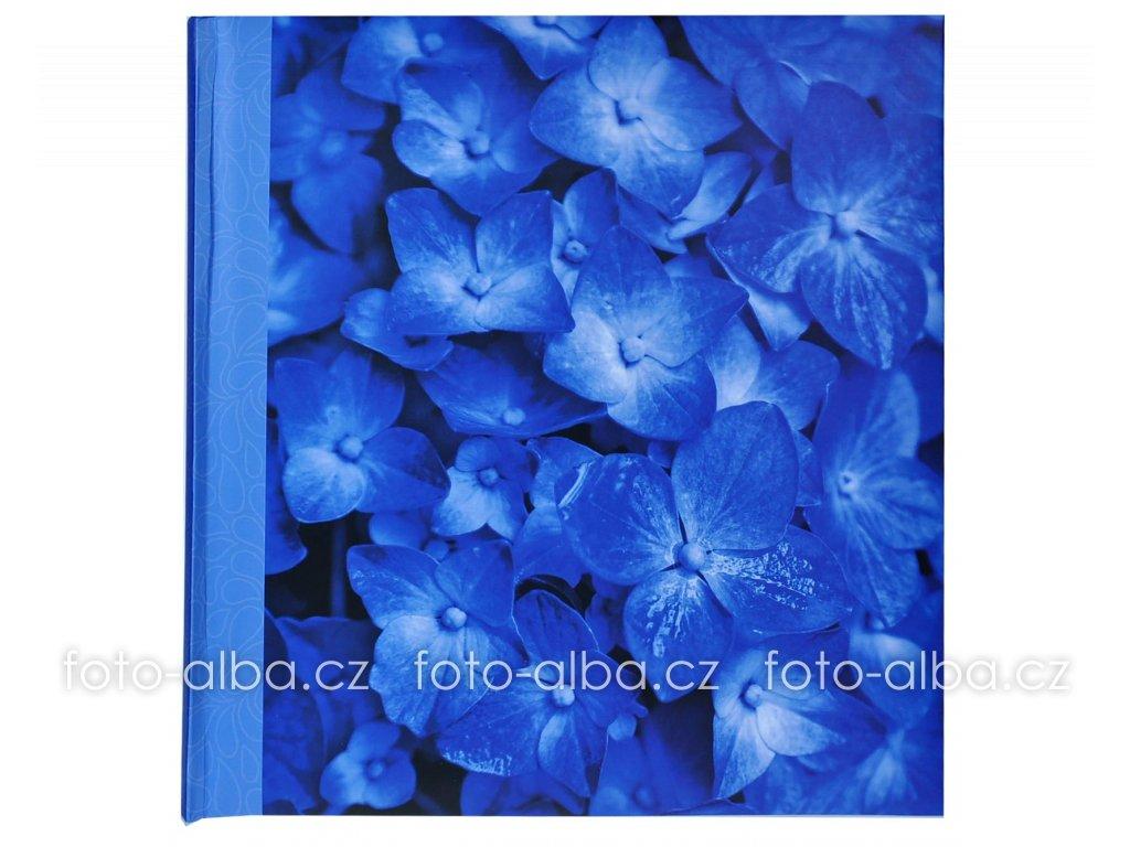 klasicke foto-album botanic modre