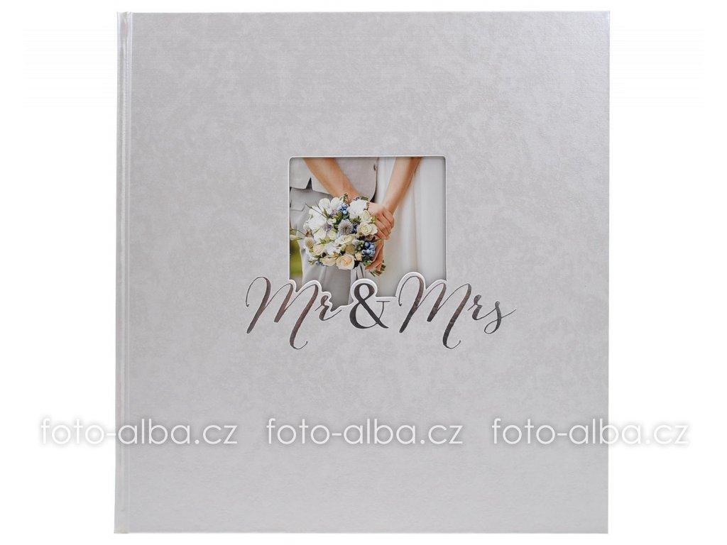 svatebni fotoalbum mr mrs